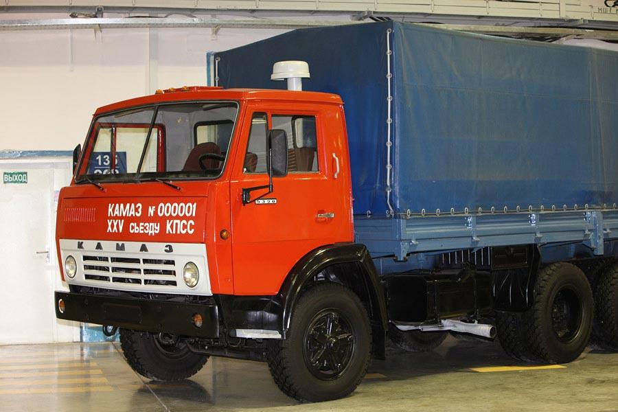 КамАЗ-5320
