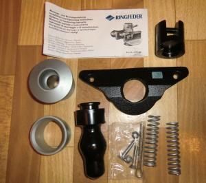 Ремонтный комплект механизма фаркопа Ringfeder модели 5050