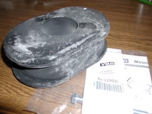Ремонтный комплект опоры фаркопа VBG 5190D/8500