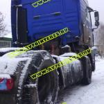 Цепи на колеса грузовика