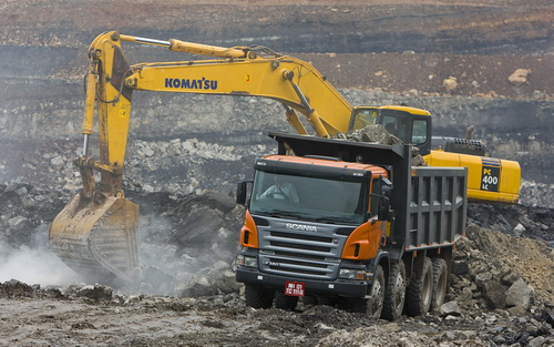 Scania P114CB 8x4 HZ380