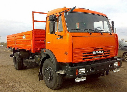 КамАЗ-43253